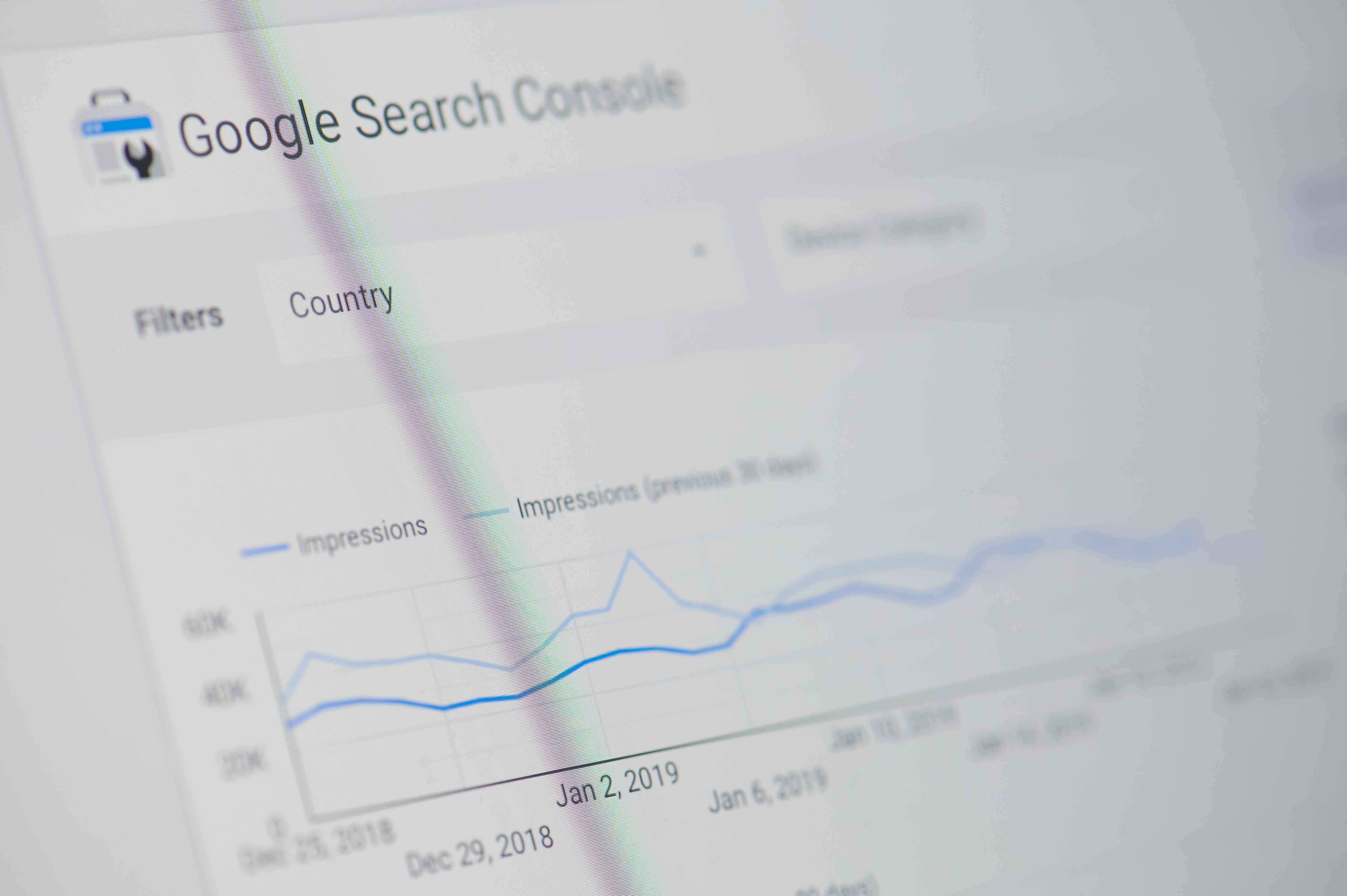 google search change for estate agents